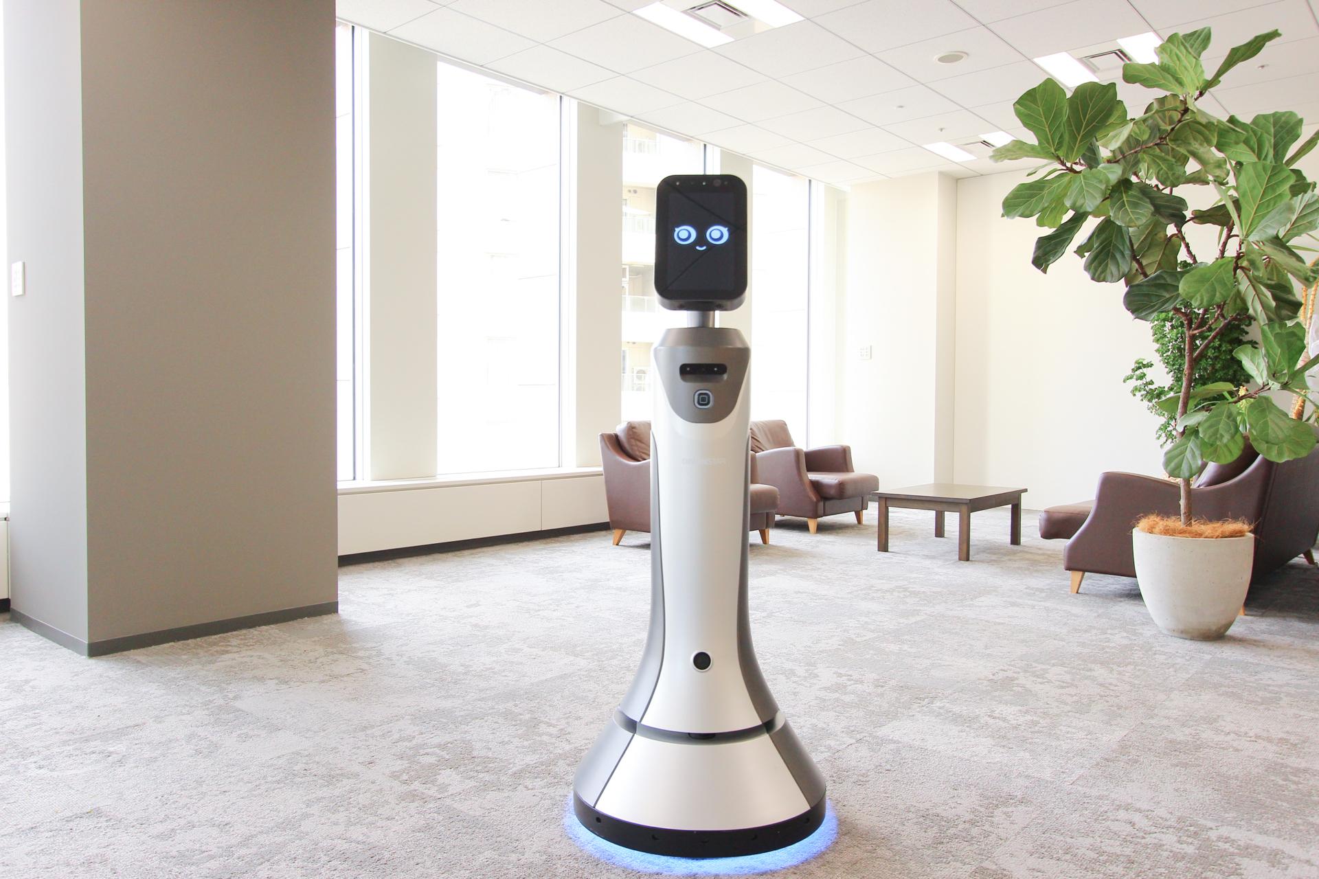 AIサービスロボット Lanky