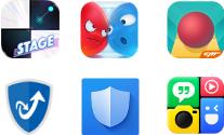 KINGSOFTのモバイルアプリ